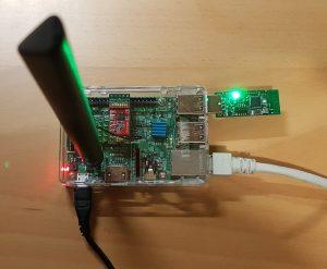 Raspberry Pi mit CC2531 Zigbee und CC1101 Homematic